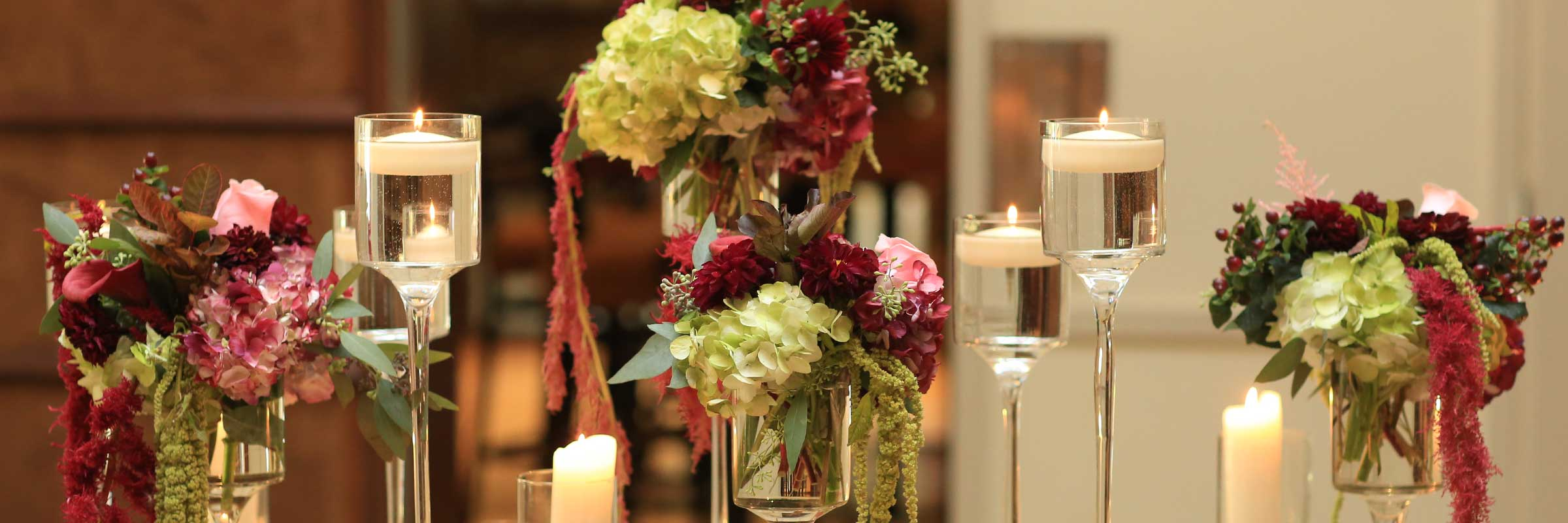 Wedding Fresh Flowers Floral Design