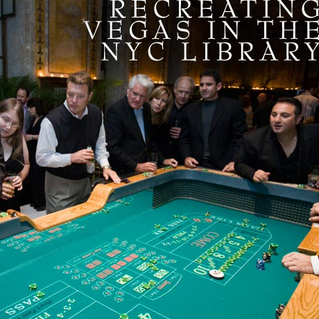 Recreating Vegas in the NYC Library